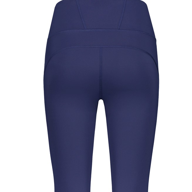 abfab II legging uniform navy_Back detail